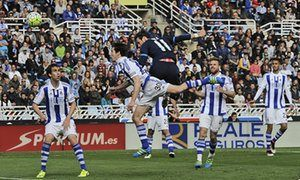 Real Madrid leave it late before Gareth Bale goal sees off Real Sociedad