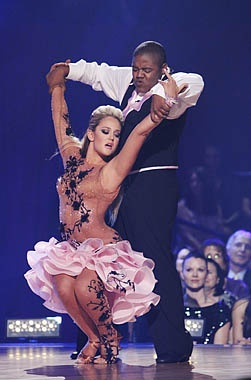 """Dancing with the Stars  Loved her since she was on """"So You Think You Can Dance"""""""