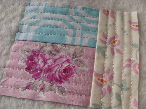 quilt as you go technique