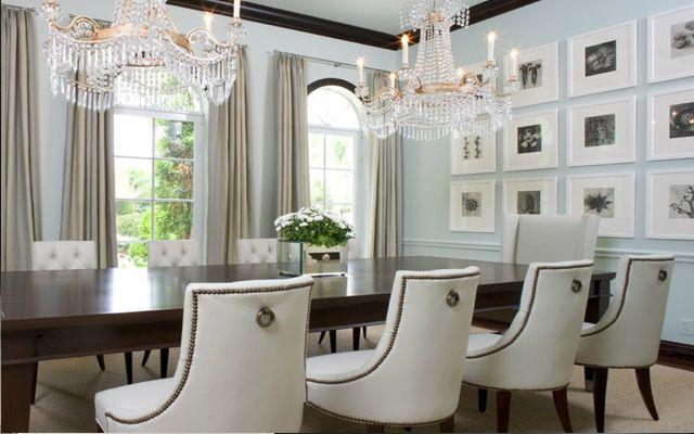 Comedores elegantes - Ideas para decorar el comedor