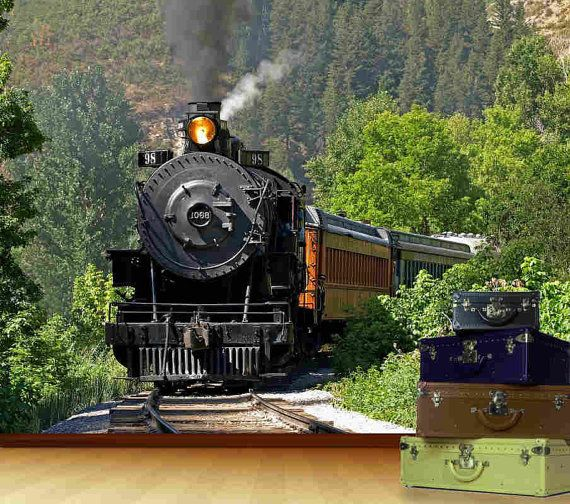 144 Best Trains Images On Pinterest