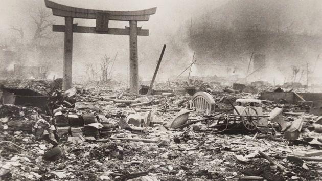 Fotos: Nagasaki un día después de la bomba atómica en unas imágenes nunca antes vistas – RT