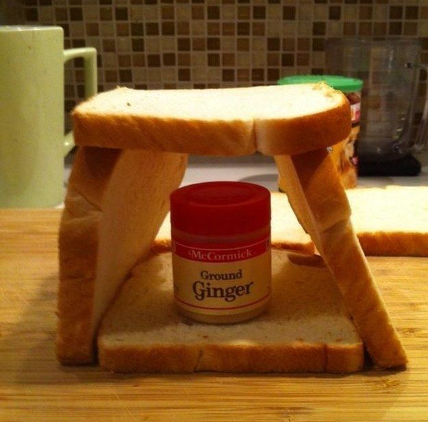 And lastly this DIY is perfect for the extremely lazy (or extremely busy) around the holidays. | 22 Silly DIY Projects That Will Make You Laugh Out Loud