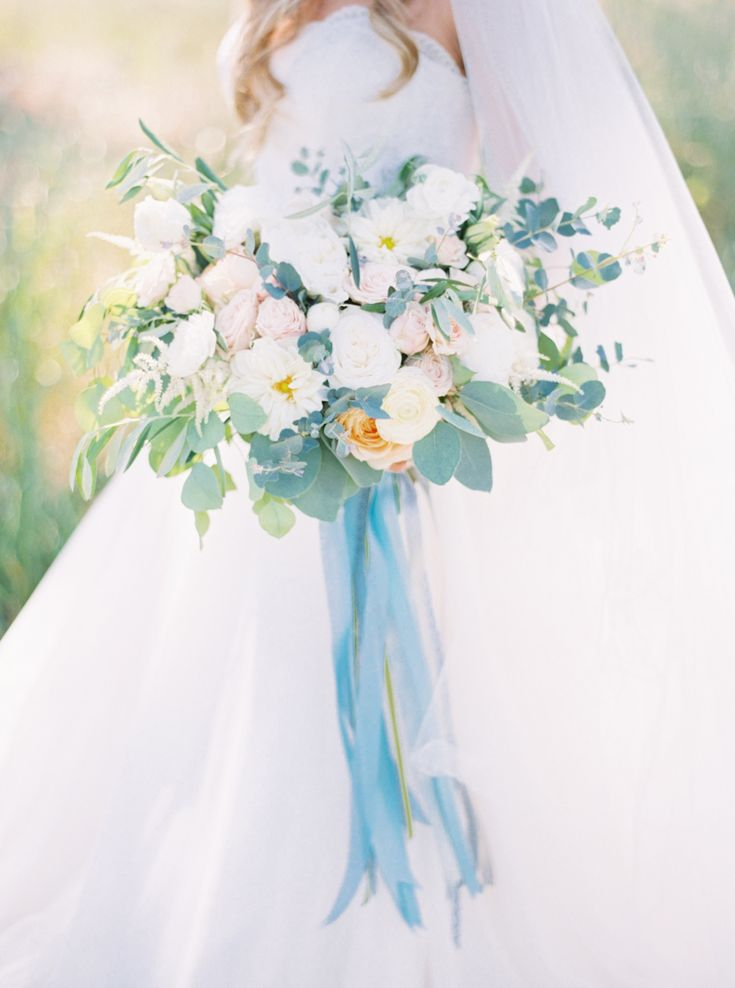 14589 best wedding bouquets images on pinterest flower something blue velvet ribbon bouquet photography kelsea holder photography junglespirit Choice Image