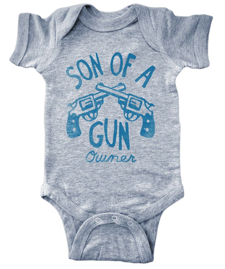 Son of a Gun (owner) lol I have to get this!