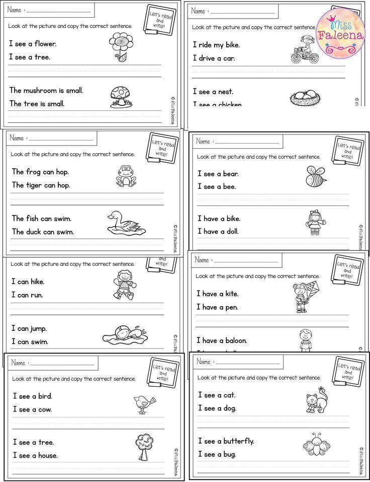 There are 20 pages of sentence writing worksheets in this product. These pages are great for pre-K, kindergarten and first grade students. Children will practice writing the correct sentences. Children are encouraged to use thinking skills while improving their comprehension and writing skills. Kindergarten | Kindergarten Worksheets | First Grade | First Grade Worksheets | Sentence Writing | March Sentence Writing |Sentence Writing Worksheets | Sentence Writing Printables