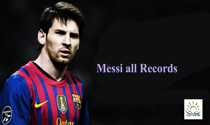 Messi Records in Football History