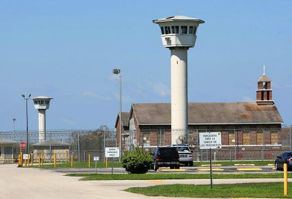 Image result for prison break prison exterior