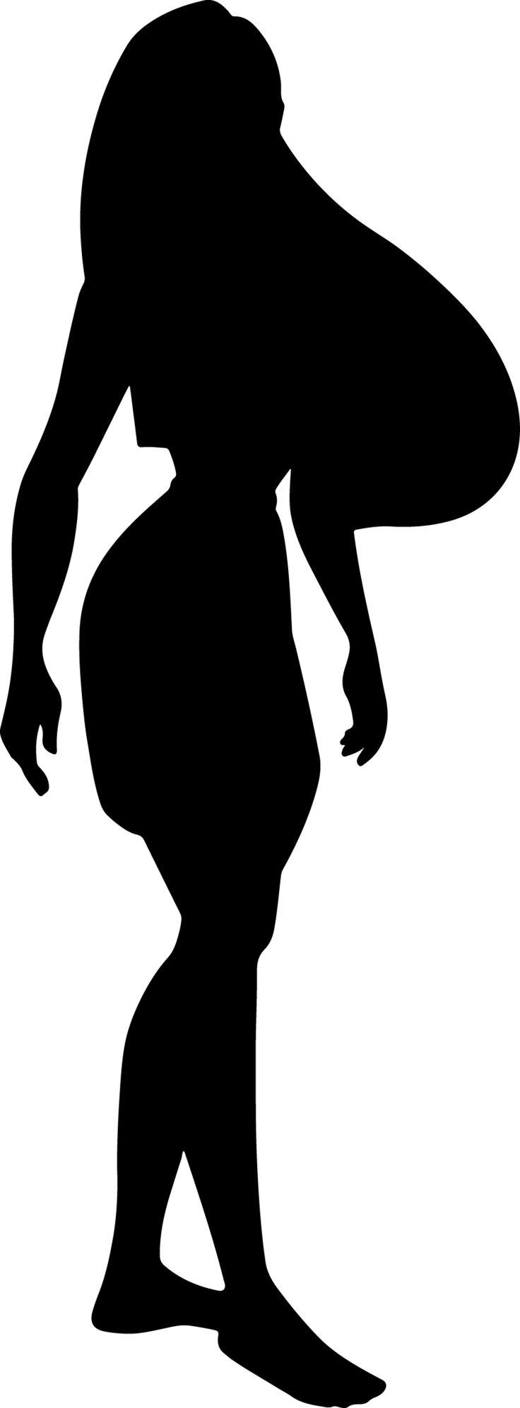 disney princess silhouette - Google Search   Disney ...
