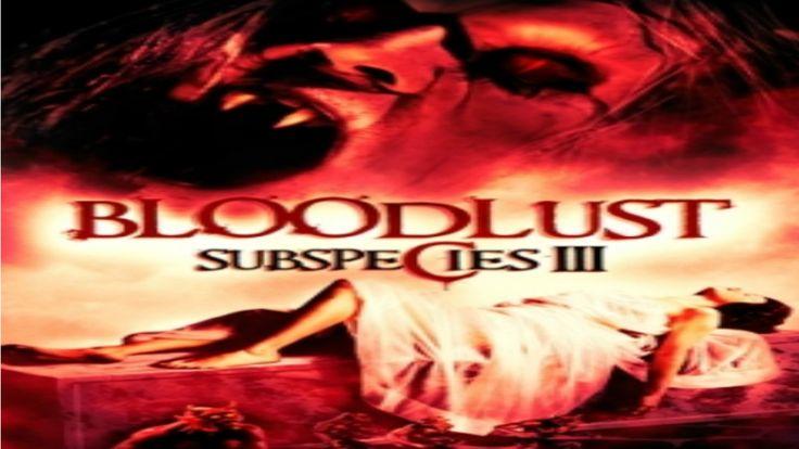 """Subespecies 3: Las Entrañas del Mal (Bloodlust: Subspecies 3) (1994) """"Es..."""