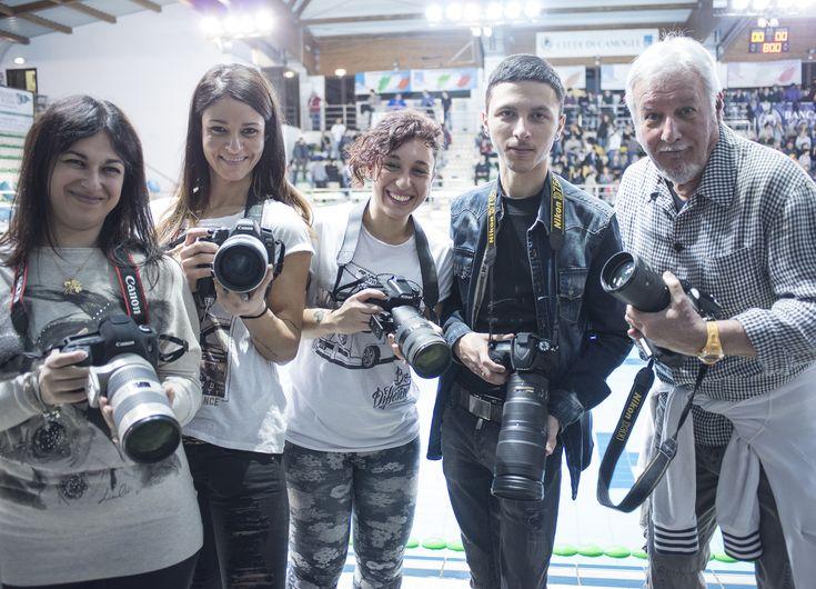 Una giornata al Derby di pallanuoto per imparare la #fotografia sportiva con Frank Borsarelli, fotografo della squadra più titolata al mondo
