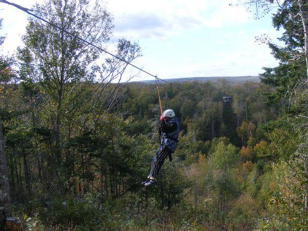 Anchors Above Zipline Adventures