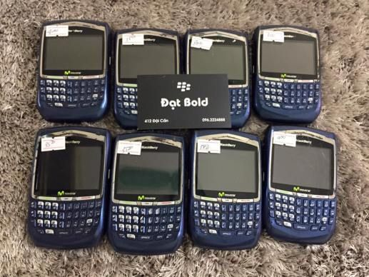 Blackberry 8700 chống cháy cho ae