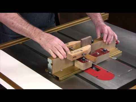 INCRA I Box Jig For Box Joints   YouTube. Table Saw ...