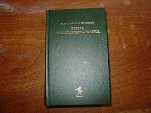 Pismo Swiete Starego I Nowego Testamentu Biblia Warszawsko - Praska / Polish Bible