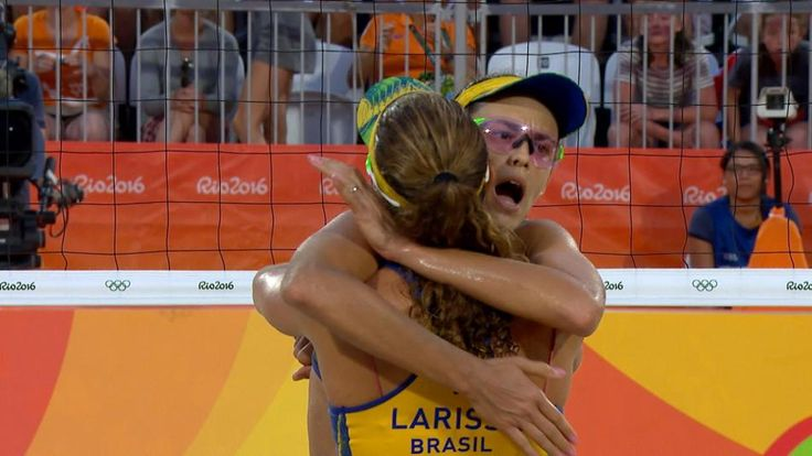 Brazil Women Beach Volleyball are tough to beat in Rio