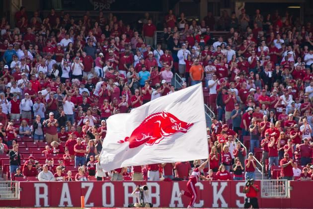 Arkansas Razorbacks Football News | Arkansas Football: Razorbacks Hope to Sell Beer and Wine at Football ...