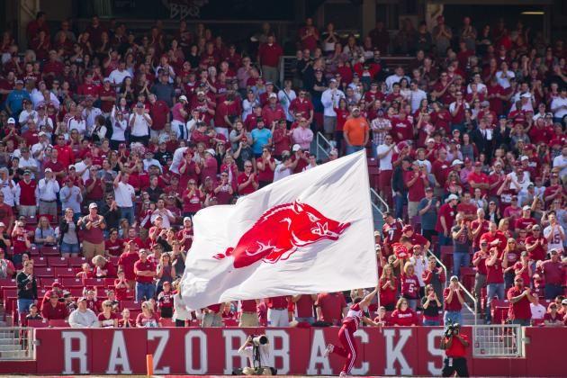 Arkansas Razorbacks Football News | Arkansas Football: Razorbacks Hope to Sell Beer and Wine at Football ...