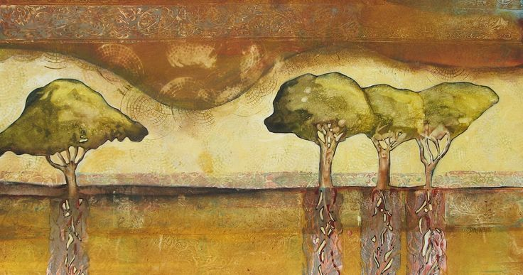 'Family Roots', Kathy Daywalt