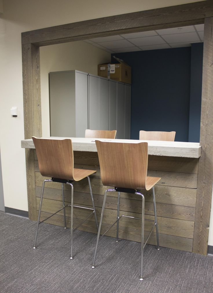 Another Great Install Of An Apply Stools At Augusta University In GA KI