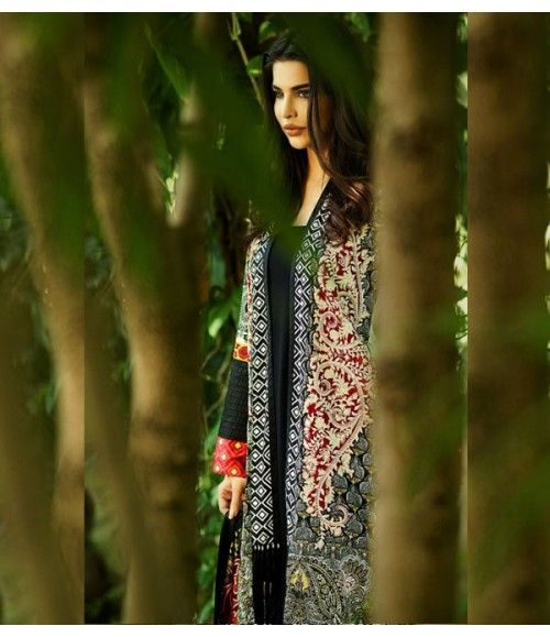So Kamal Designer Lawn by Ayesha Farook Hashwani 2015 AHF-D-09-A