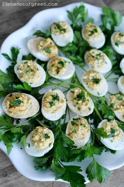Simple & Delicious Deviled Eggs