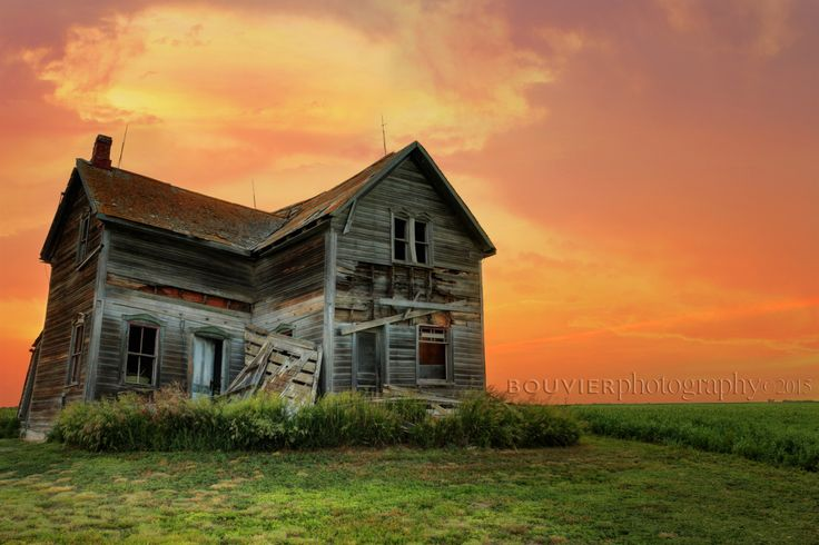 abandoned; alone; building; dusk; Gravelbourg; Landscape; old; prairie; Skies; solitude; summer; weathered; wheat field; SK; southern Saskatchewan; August; rural decay; farm; old farm; desolate; sunset; homestead; decaying; rotting; ruined;