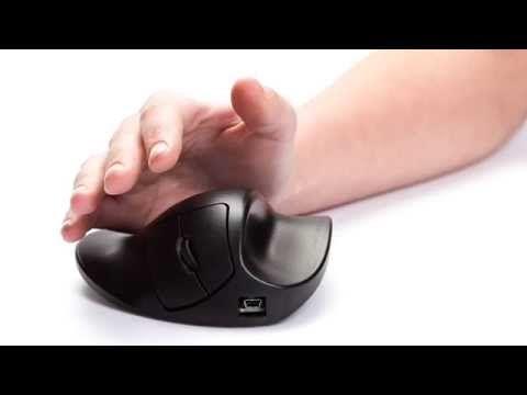 Handshoemouse BRT LC Medium - Ergonomische Maus