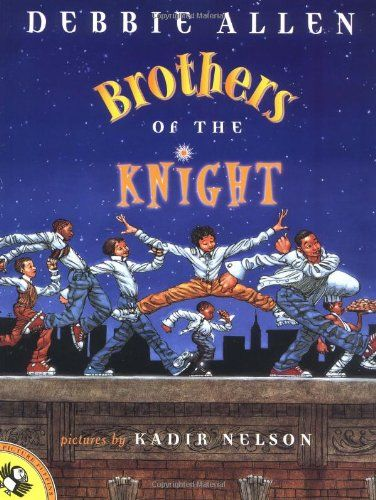 Brothers of the Knight (Picture Puffin Books) by Debbie Allen http://www.amazon.com/dp/0142300160/ref=cm_sw_r_pi_dp_bLSVtb1G7ZHATJQT