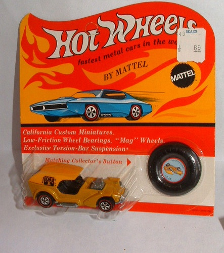HOT WHEELS REDLINES ICE T
