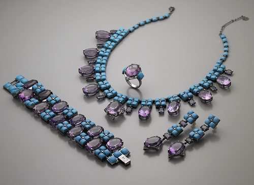 Feretiva 터키자수정 세트  http://minwhee.com  http://minwhee.co.kr  http://blog.naver.com/minwheee  http://www.facebook.com/minwheejewelry