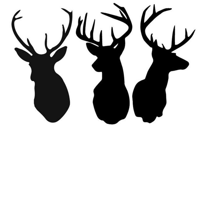 Free Deer Print Wood-Burning Patterns - Bing Images
