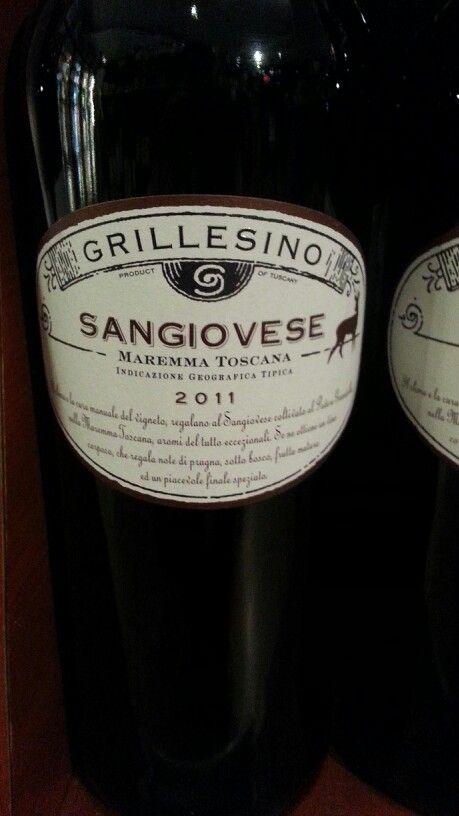 Grillesino Sangiovese 2011