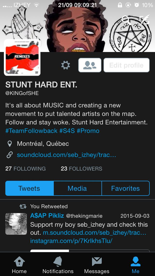 Follow the movement on Twitter and stay up to date with our artists' upcoming projects. S.H.E.