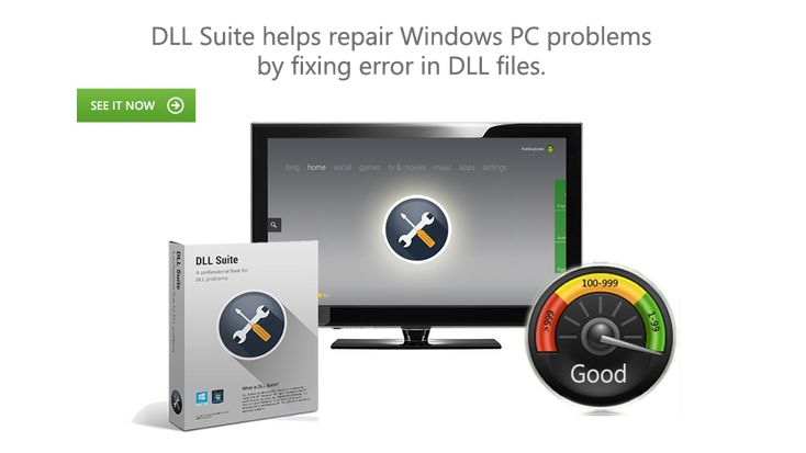 DLL Suite helps repair Window PC problems by fixing error in DLL files. http://www.dllsuite.net/