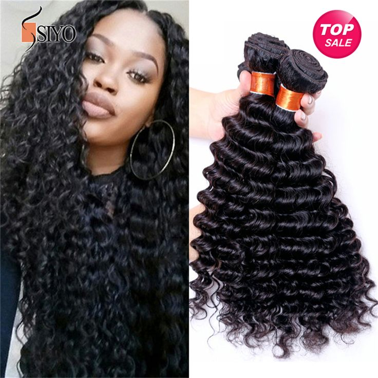 7A Brazilian Deep Curly Virgin Hair 4Pcs Unprocessed Brazilian Virgin Hair Curly Human Hair Extensions Cheap Brazilian Deep Wave http://jadeshair.com/7a-brazilian-deep-curly-virgin-hair-4pcs-unprocessed-brazilian-virgin-hair-curly-human-hair-extensions-cheap-brazilian-deep-wave/ #HairWeaving