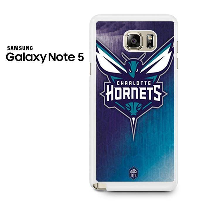 Charlotte Hornets Logo Samsung Galaxy Note 5 Case