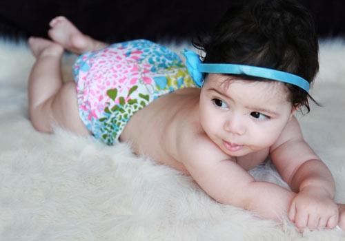 Cute little Designer Bums Model