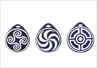 Sargadelos -colgantes celtas