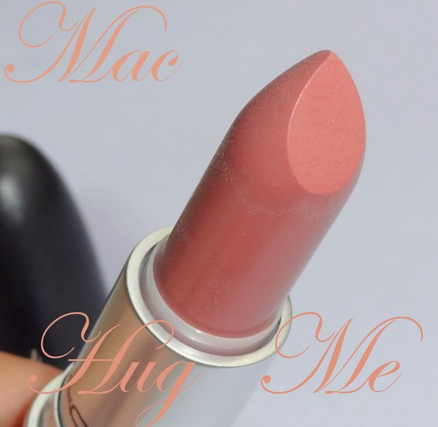 Mac Hug Me Lipstick Swatches, Review: The Perfect Nude !