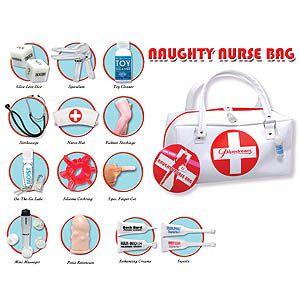 Naughty Nurse Bag, next patient please!