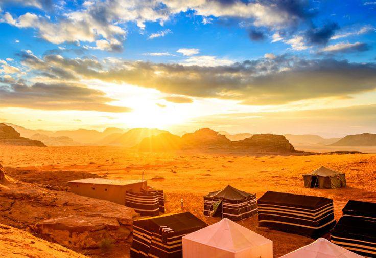 Lokasi Kemping di Timur Tengah Ini Dijamin Bikin Ngebet Traveling