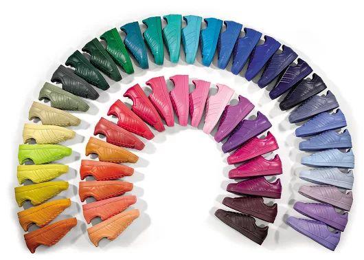 adidas 50 colori