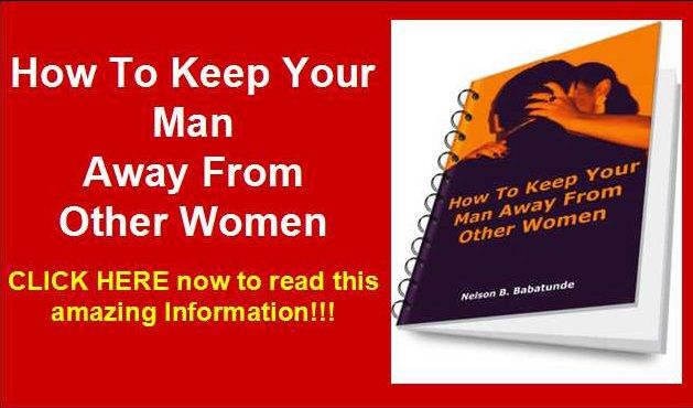 http://www.howtokeepamanbook.com  Discover how to keep your man away from other women, Learn what you need to do.