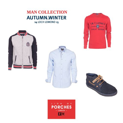 Back to The Legend l New Collection Autumn.Winter 14/15  MAN new collection. Inspiration that comes from the heart  Lion of Porches @ www.lionofporches.com