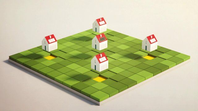 Client: Vote Solar  Agency: Brainvise  Motion Designers: Chris Kelly, Colin Trenter  Sound Design / Music: Edison    For the launch of the 'Free The Grid' website,  we we're contracted to create a whimsical animation that demystifies two commonly misunderstood solar practices; Net Metering and Interconnection.
