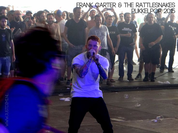 #pkp15 #frankcarter&therattlesnakes