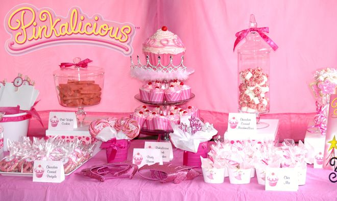 Perfect little girl birthday party idea :)