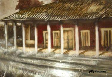 abandoned train stations (Five)