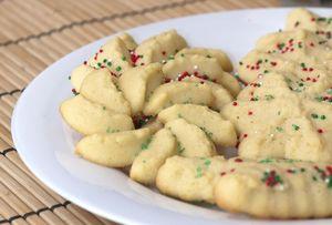 cookie press cookies, spritz - Monica Fecke/Moment Open/Getty Images